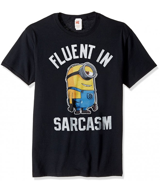 Despicable Me Minions Sarcasm Graphic