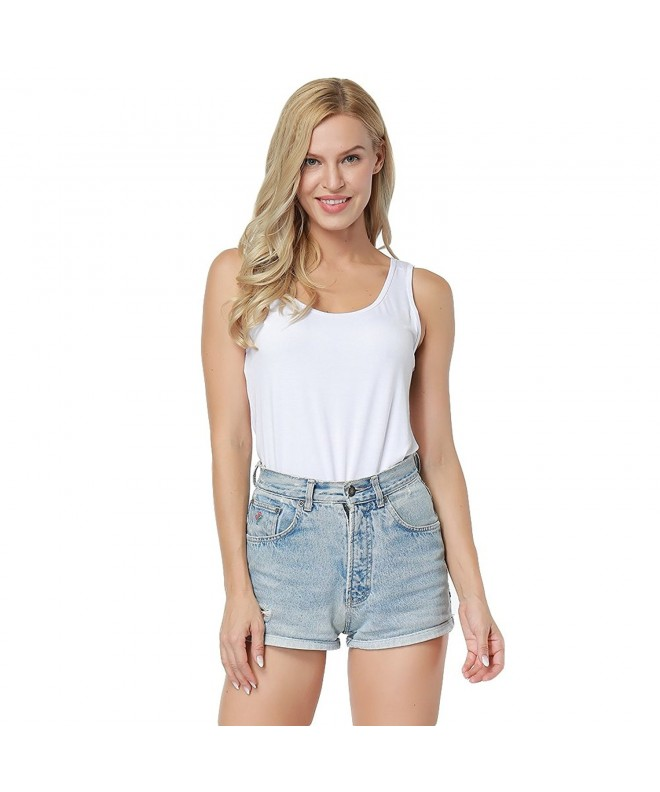 Lover Beauty Sleeveless Classic Fitted Undershirt