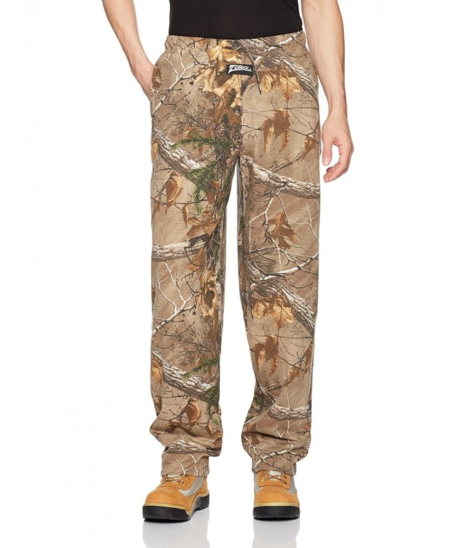 Zubaz Printed Athletic Lounge Realtree