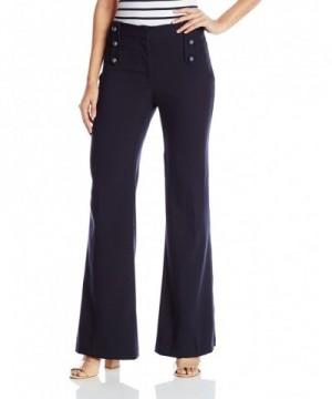 XOXO Womens Wide Trouser Button