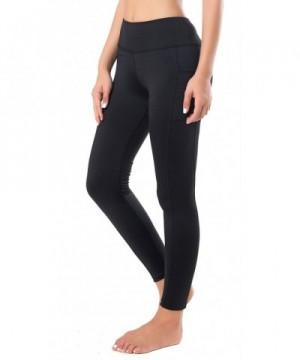 Flatik Womens Leggings Workout Active