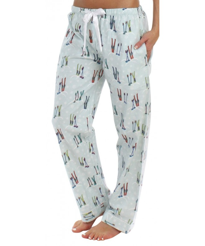 PajamaMania Womens Sleepwear Flannel PMF1001 2042 XL