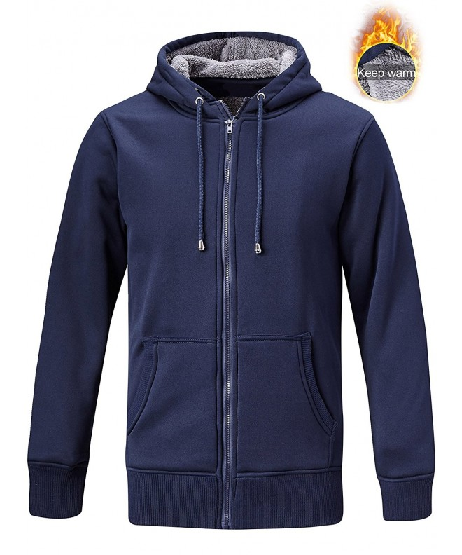 Tankoo Cotton Blend Hooded Jacket