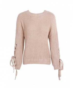 Simplee Womens Casual Pullover Sweater
