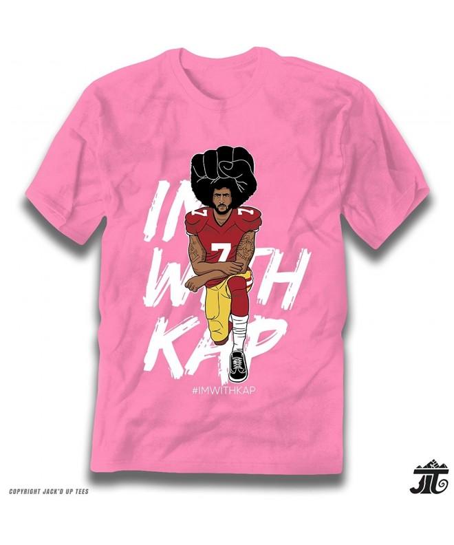 IMWITHKAP Kaepernick Kneeling Premium T Shirt