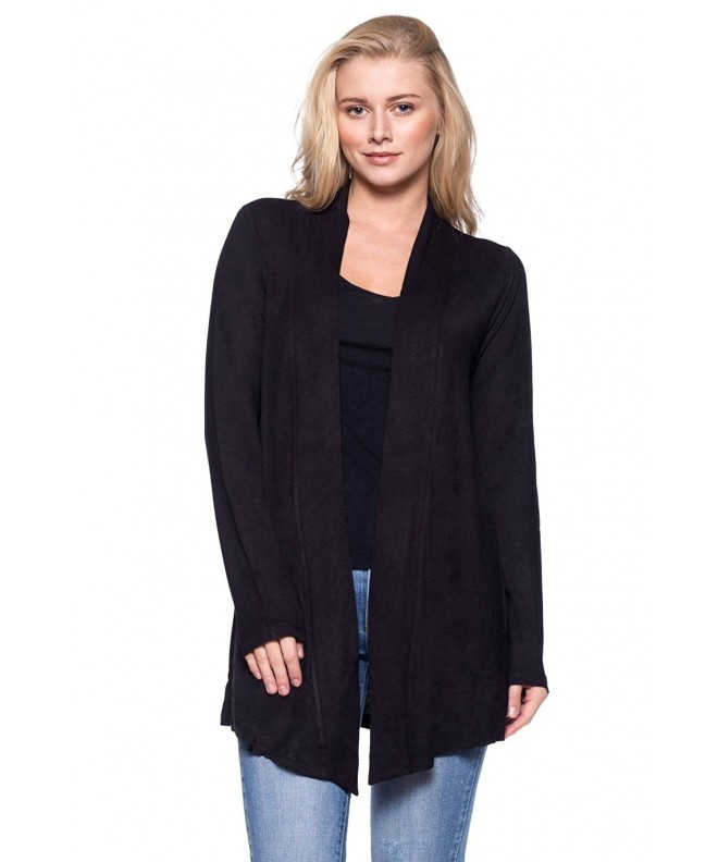 Women Junior Cardigan Long Sleeve OSSAMI