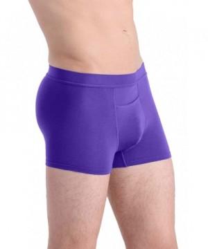 Comfortable Microfiber Trunks Underwear X Large
