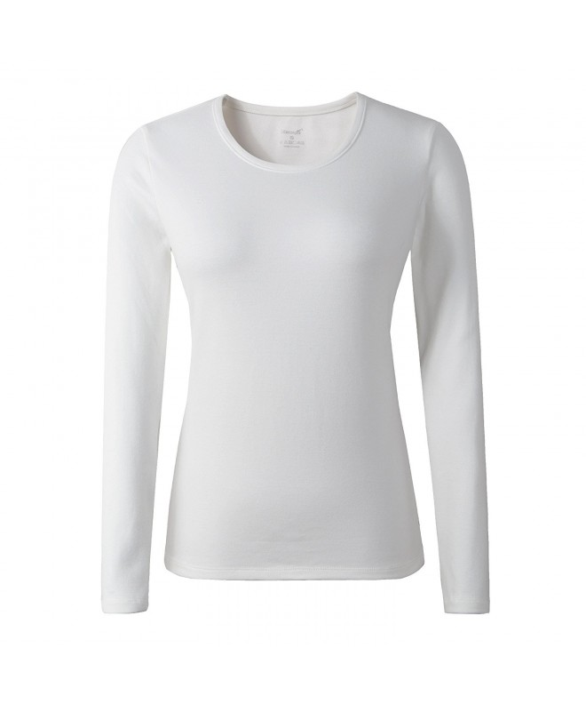 HieasyFit Womens Cotton T Shirt Layer
