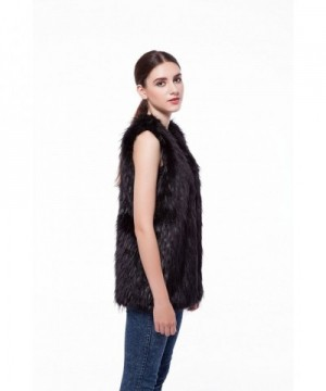 Discount Real Women's Outerwear Vests Clearance Sale