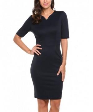 Cheap Designer Women's Wear to Work Dresses for Sale