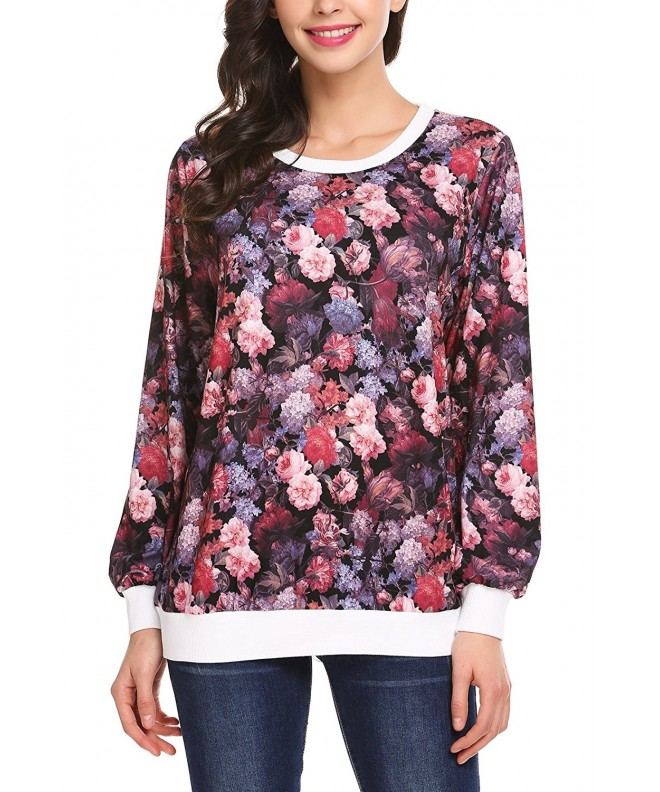 Easther Womens Sleeve T Shirt Casual