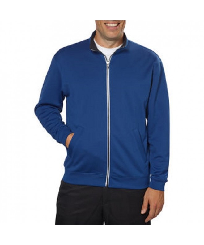 Pebble Beach Mens Full Jacket