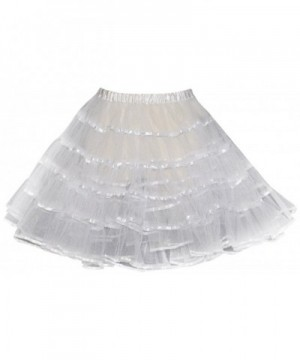 White Petticoat German Dirndl Dress