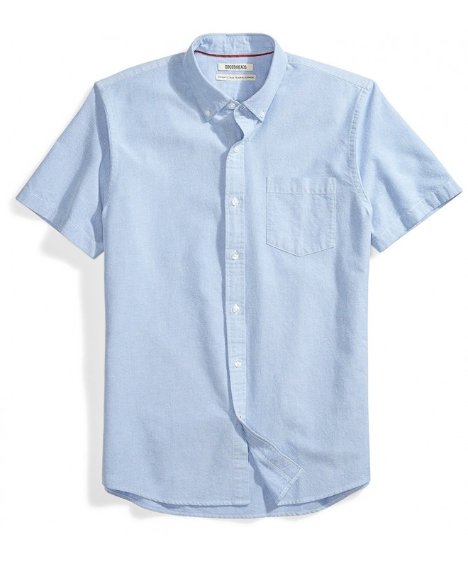 Goodthreads Standard Fit Short Sleeve Oxford XX Large