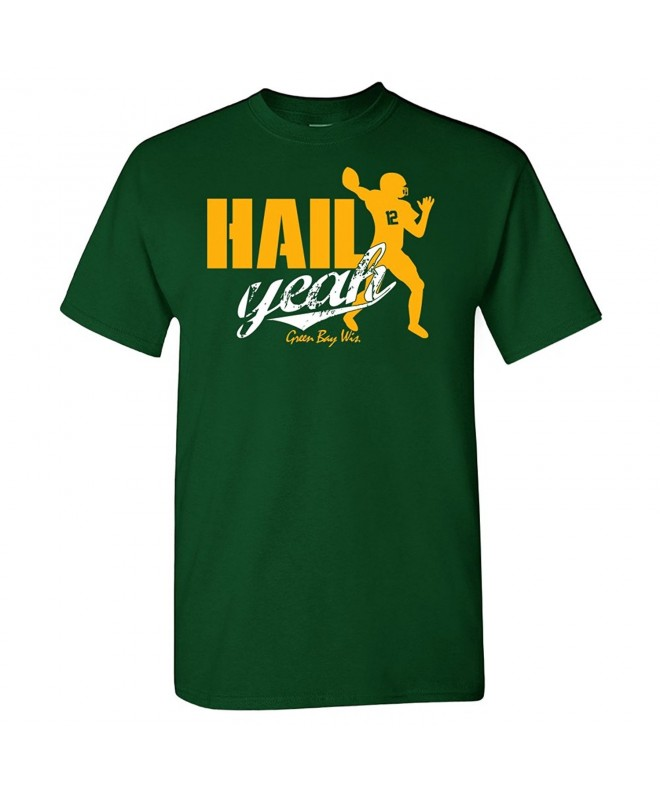 Xtreme Wisconsin Rodgers Hail Shirt