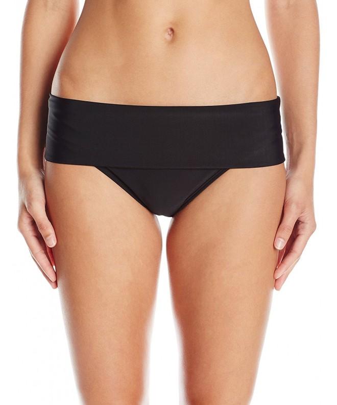 Panache Womens Folded Bikini Bottom