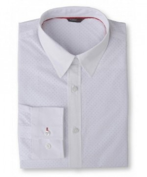 AlbertMing Arctic Shirt White L