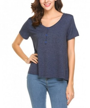 Fashion Women's Henley Shirts Outlet