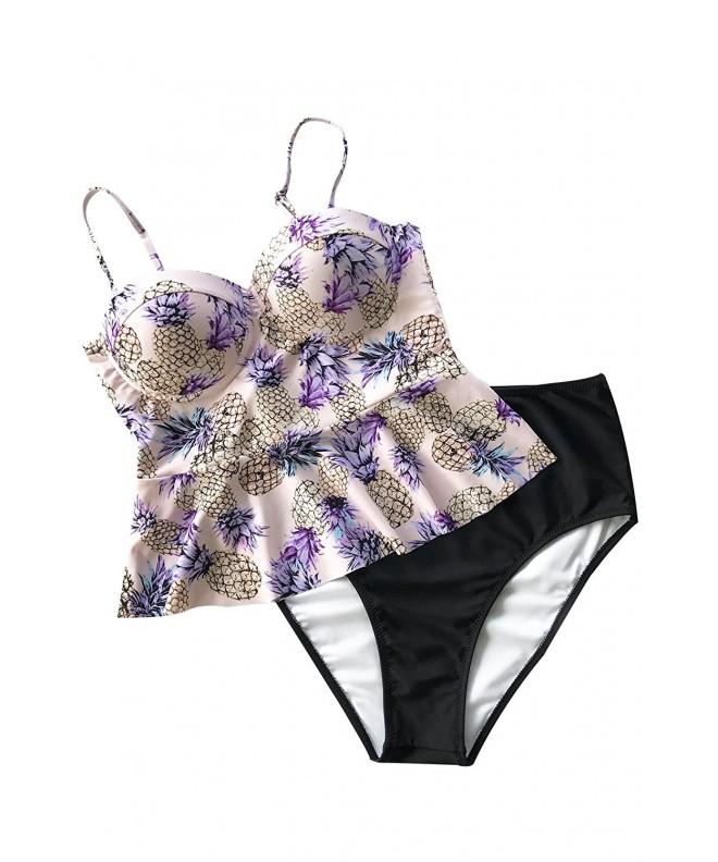 Cupshe Fashion Falbala Swimwear Bathing
