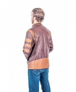 Discount Men's Faux Leather Coats