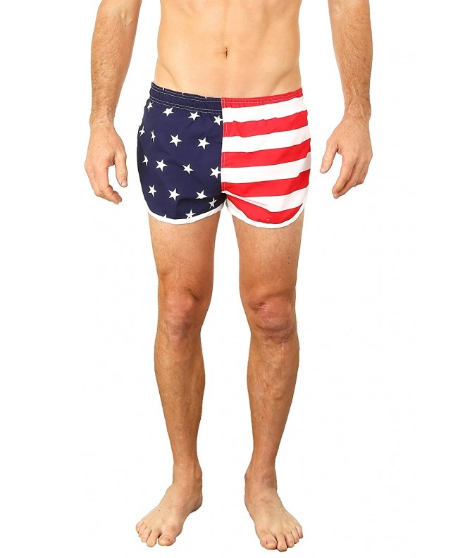 UZZI Running Shorts Swimwear Trunks
