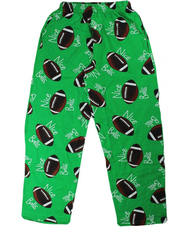 Fun Boxers Sports Prints Football