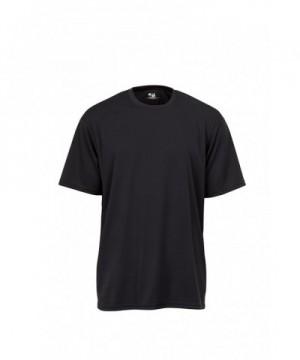 Badger Sportswear B Dry Black X Large