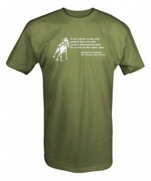American Pharoah Horse Quote shirt