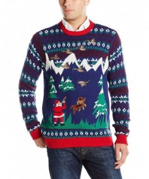 Blizzard Bay Hunter Christmas Sweater