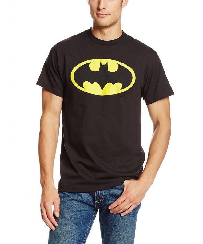 Batman Classic Logo T Shirt Size M