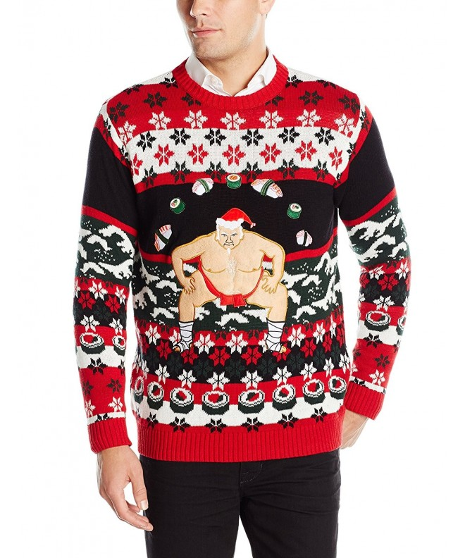 Blizzard Bay Santa Christmas Sweater