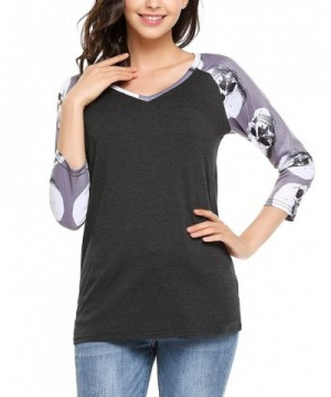 Women's Henley Shirts Outlet Online