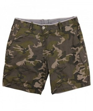 Islandia Cotton Reversible Fashion Shorts