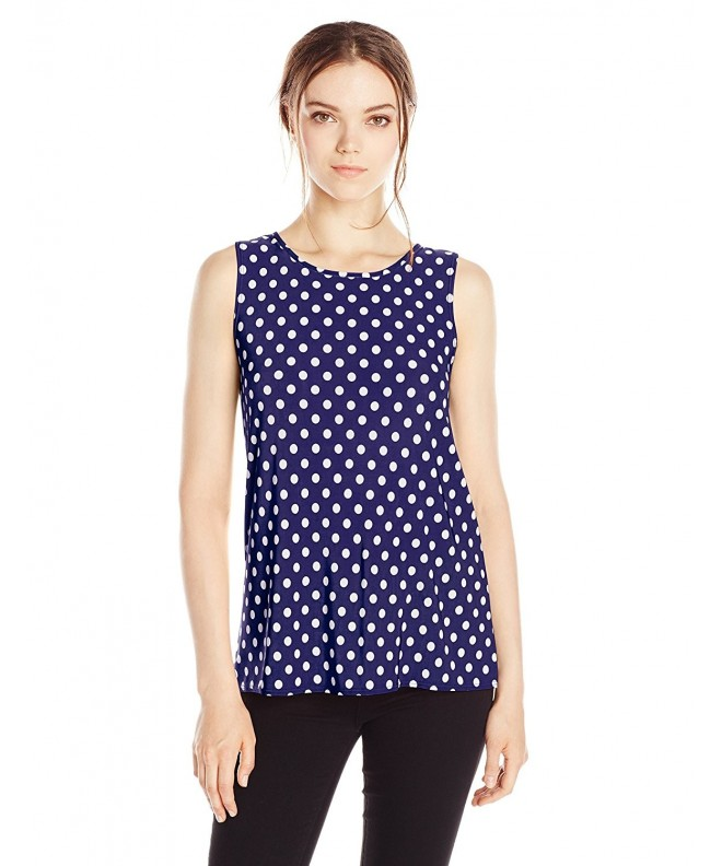 Star Vixen Womens Sleeveless Keyhole Back