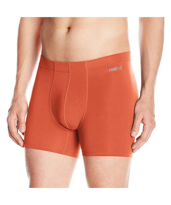 Naked Luxury Micro Briefs Orange