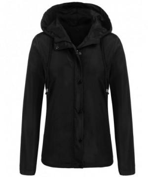 Happilina Waterproof Raincoat Outdoor Lightweight