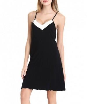 NORA TWIPS Sleepwear Sleeveless Nightgown
