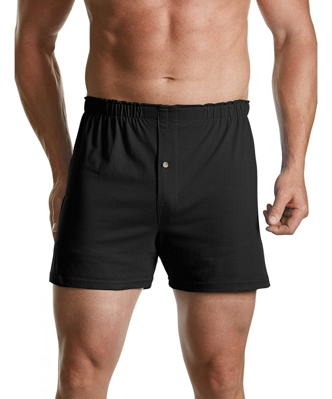 Harbor Bay 3 Pack Solid Boxers