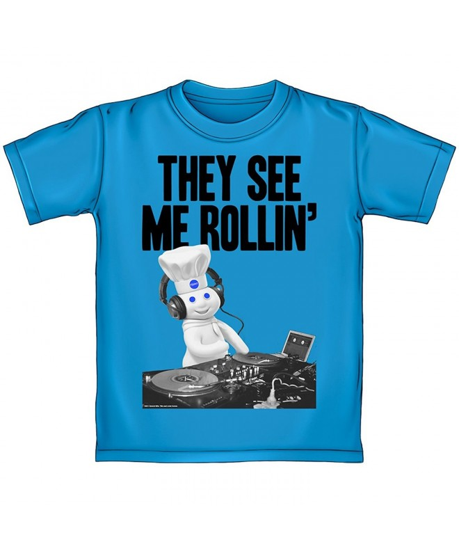 Officially Licensed Doughboy Rollin Adult