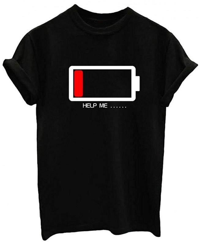 BLACKOO Summer Graphic T Shirts Medium