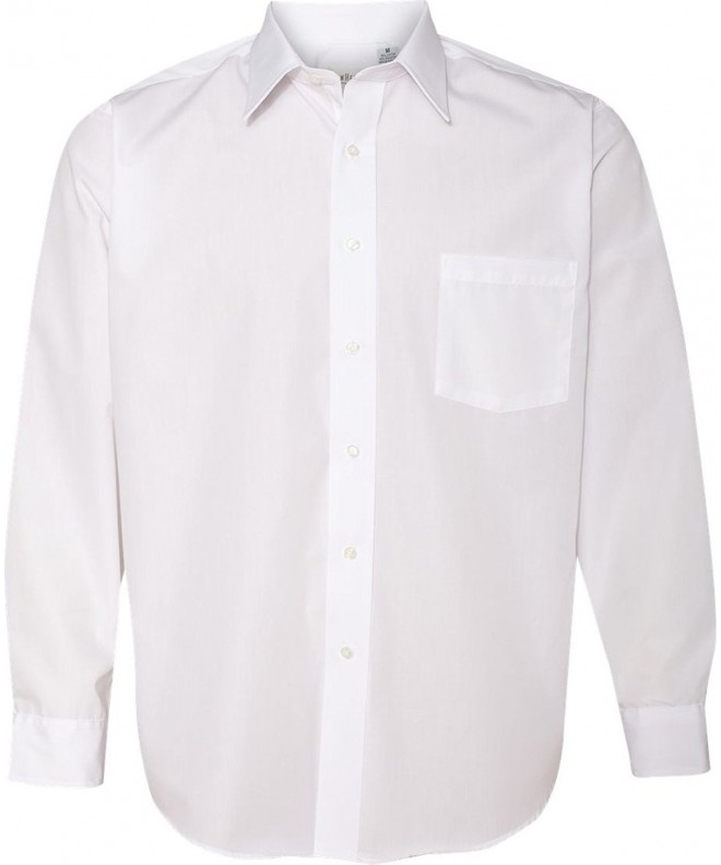 V0214 Van Heusen Long Sleeve Cotton Rich