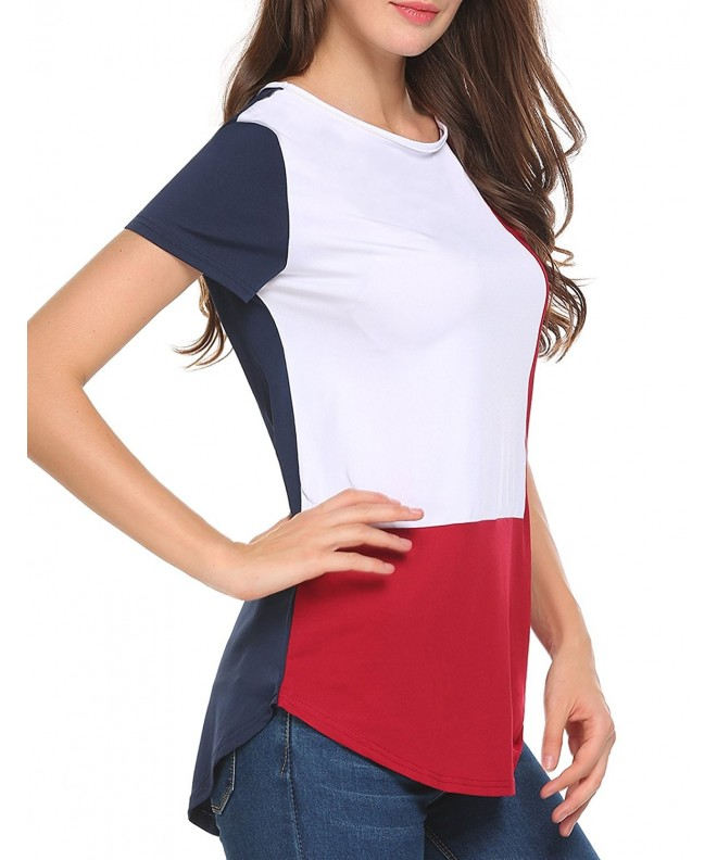 Womens Blouse Comfortable Fabric Shirts