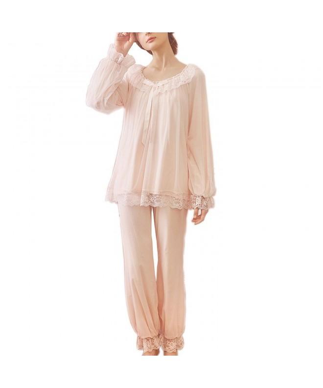 Victorian Nightgown Sleepwear Nghtwear Loungewear