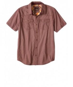 prAna Borla Raisin Button up Shirt