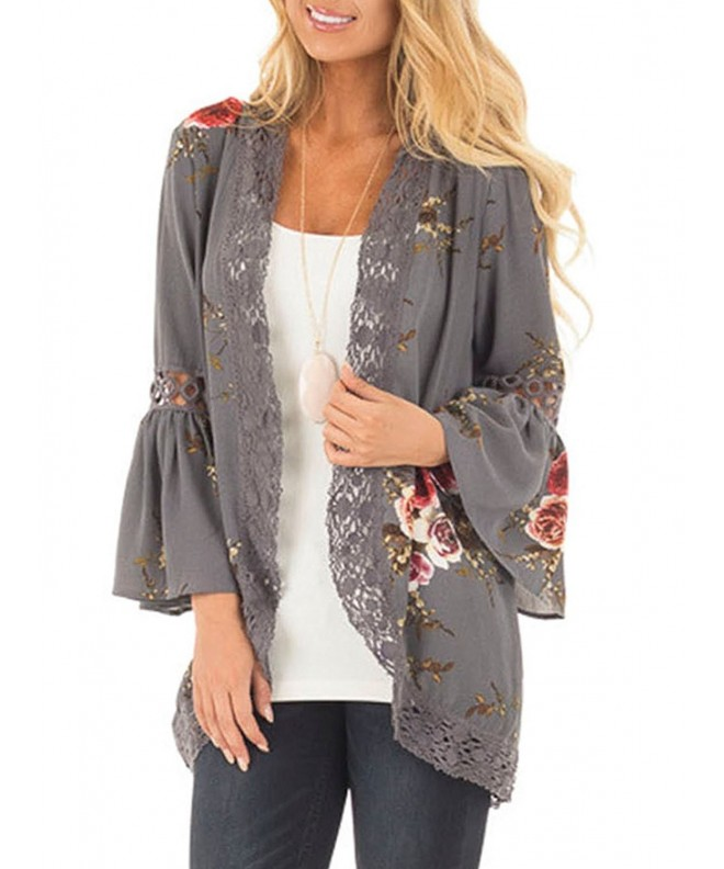 Yonala Womens Fashion Cardigan X Large