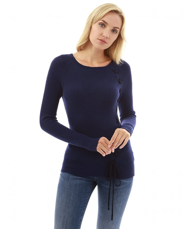 PattyBoutik Womens Raglan Sleeve Sweater