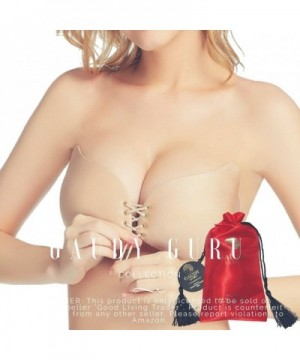 Gaudy Guru Adjustable Invisible Strapless