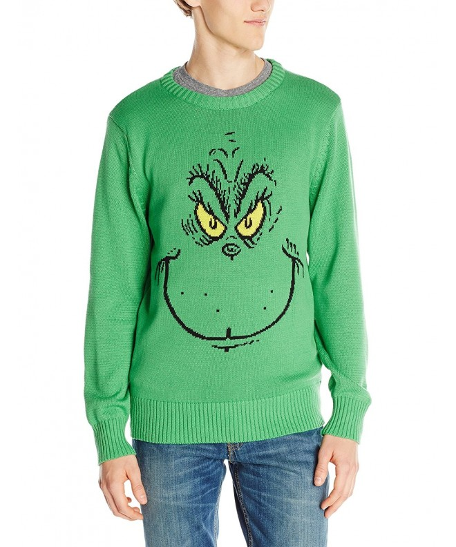 Dr Seuss Grinch Christmas Sweater