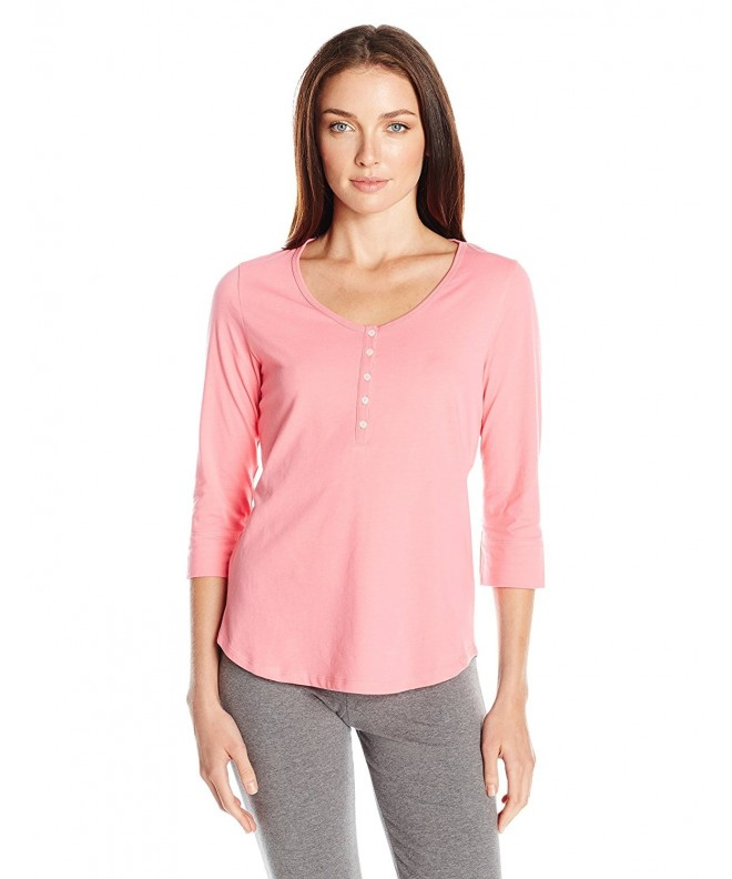 Jockey Womens Sleeve Cotton Sunset