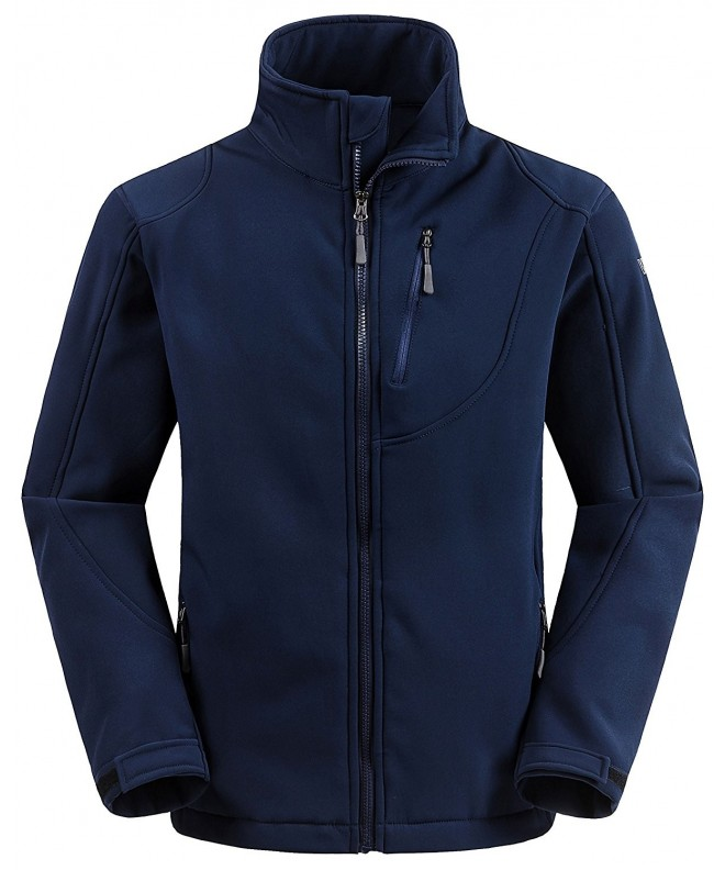 Wantdo Outdoor Multi Pocket Front Zip Jacket